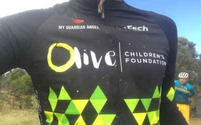 PRESS RELEASE   ASG Supports Olive